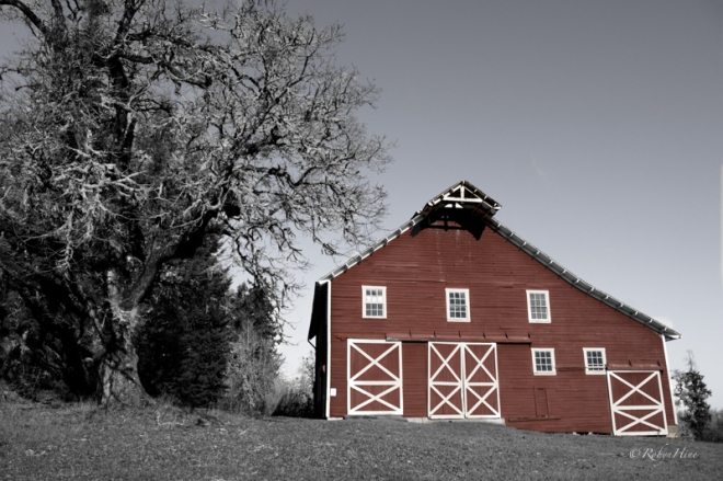 And barns as well.