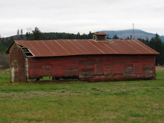 There is no shortage of old agricultural buildings in the Mohawk Valley.